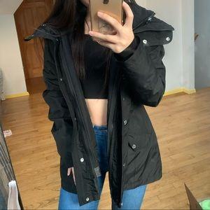 Black Michael Kors Jacket